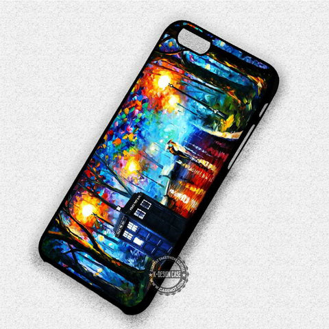 ardis Painting Dr Who - iPhone 7 6 Plus 5c 5s SE Cases & Covers