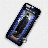 Tardis Dr who Sherlock Holmes- iPhone 7 6 Plus 5c 5s SE Cases & Covers