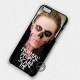 Tate Langdon Skull - iPhone 7 6 Plus 5c 5s SE Cases & Covers