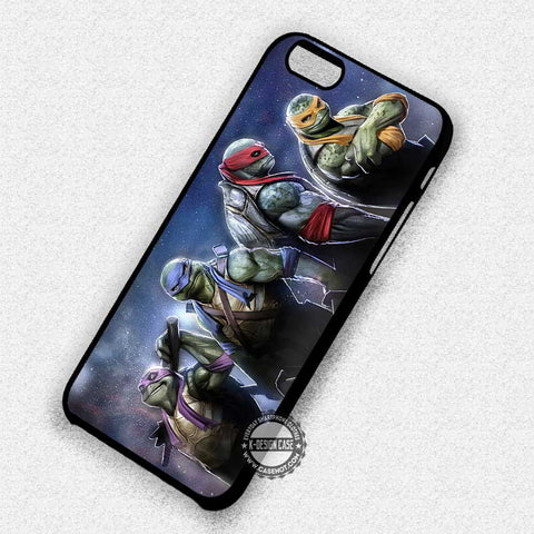 Teenage Mutant Ninja Turtle - iPhone 7 6 Plus 5c 5s SE Cases & Covers