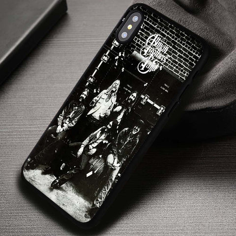 The Allman Brothers Newyorker Band - iPhone X Case