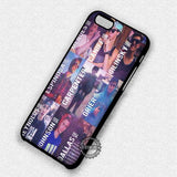 The Boys Date Born Nebula  - iPhone 7 6 Plus 5c 5s SE Cases & Covers