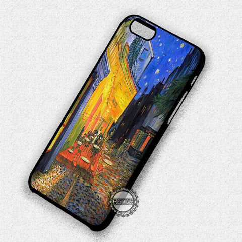 The Cafe Terrace Place - iPhone 7 6 Plus 5c 5s SE Cases & Covers