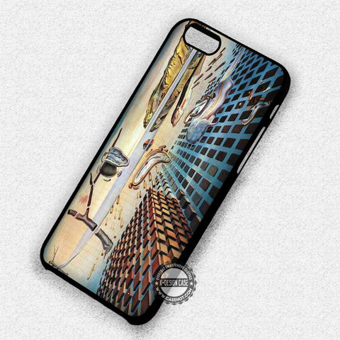Salvador Dali Painting - iPhone 7 6 Plus 5c 5s SE Cases & Covers
