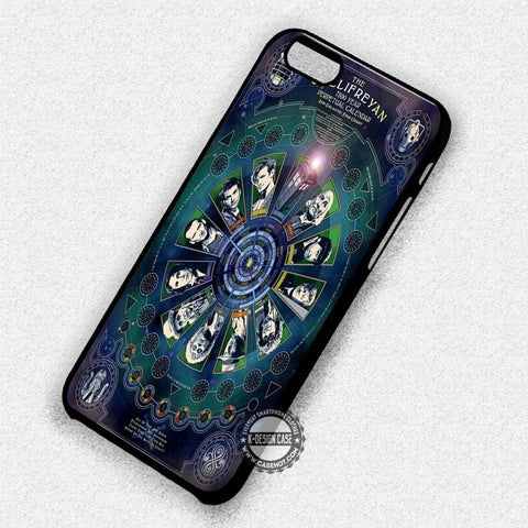 The Gallifreyan Dr who - iPhone 7 6 Plus 5c 5s SE Cases & Covers