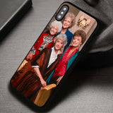 The Golden Girls Vintage - iPhone X Case
