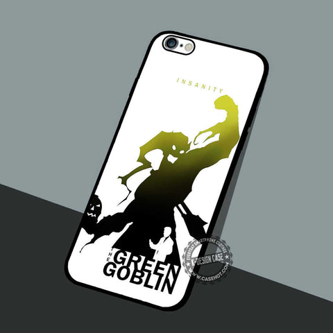The Green Goblin - iPhone 7 6 5 SE Cases & Covers