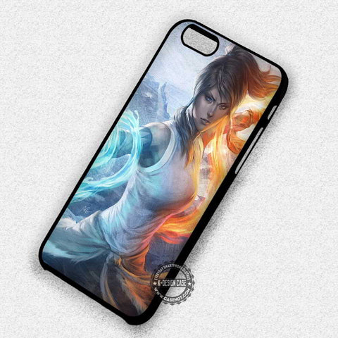 The Legend of Korra Avatar - iPhone 7+ 6S 5 SE Cases & Covers