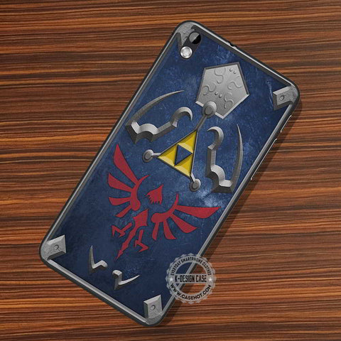 Zelda Hylian Shield - LG Nexus Sony HTC Phone Cases and Covers