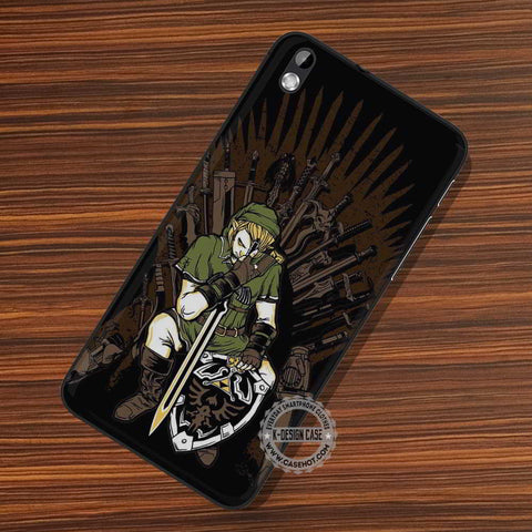 Zelda Link in Iron - LG Nexus Sony HTC Phone Cases and Covers