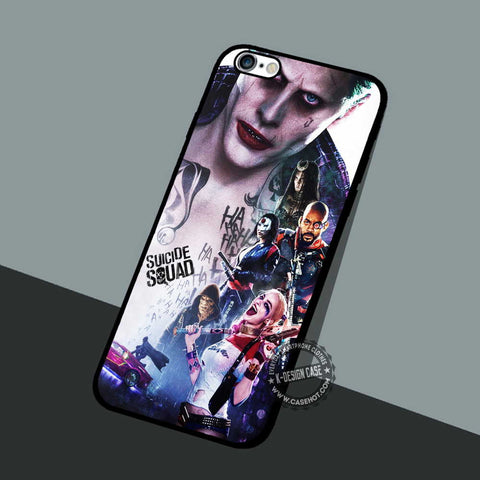 The Official Suicide Squad  - iPhone 7 6 5 SE Cases & Covers