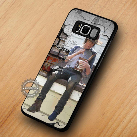 The Walking Dead Carl Grimes - Samsung Galaxy S8 Case
