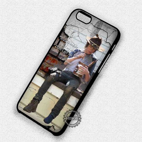 The Walking Dead Carl Grimes - iPhone 7 6 Plus 5c 5s SE Cases & Covers