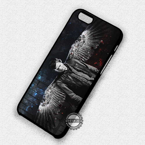 The Walking Dead Wing - iPhone 7 6 Plus 5c 5s SE Cases & Covers