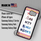They Are Not Only Books Galaxy - Samsung Galaxy S7 S6 S5 Note 5 Cases & Covers