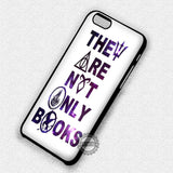 Not Only Books Nebula - iPhone 7 6 5 SE Cases & Covers