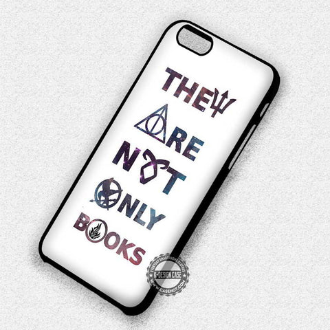 They are Not Only Book Harry Potter - iPhone 7 6 Plus 5c 5s SE Cases & Covers
