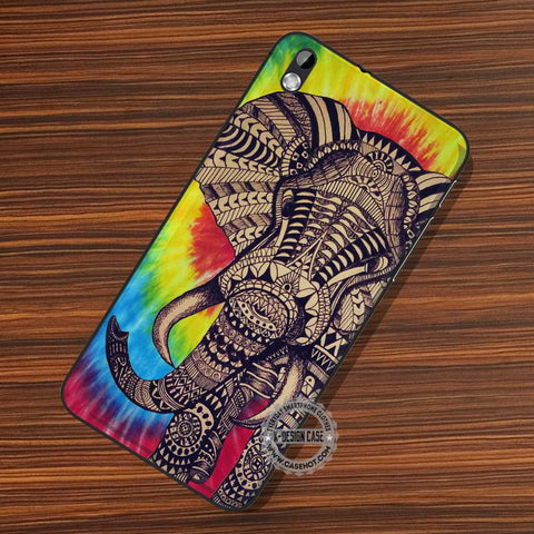 Tie Dye Elephant - LG Nexus Sony HTC Phone Cases and Covers