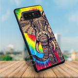 Tie Dye Elephant - Samsung Galaxy Note 8 Case