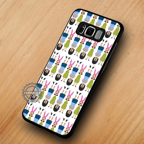 Tina and Louise Belcher - Samsung Galaxy S8 Case