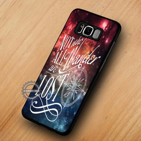 Tolkien Quote Nebula - Samsung Galaxy S8 Case