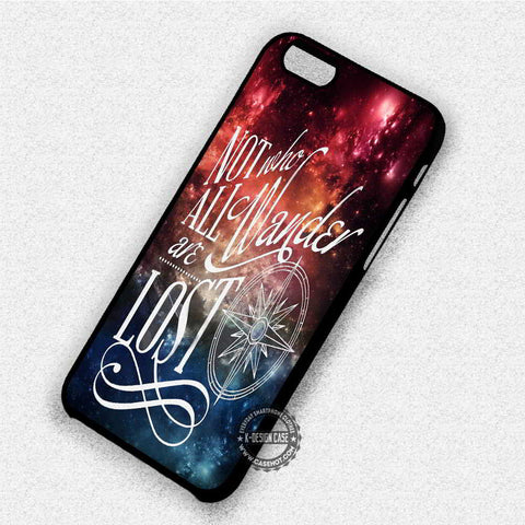 Tolkien Quote Nebula Disney - iPhone 8+ 7 6s SE Cases & Covers