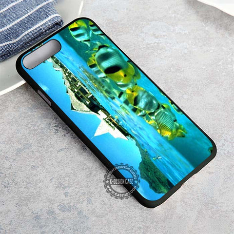 iphone 8 case tropical fish