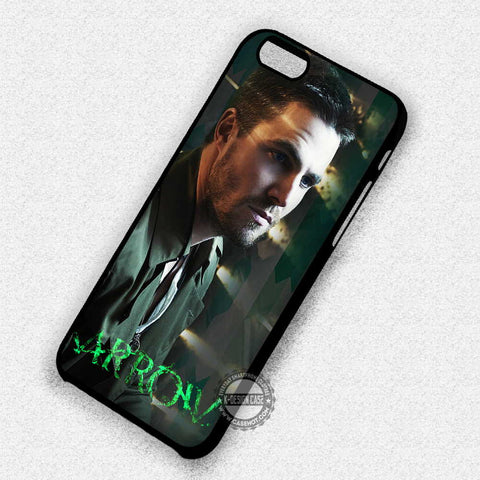 Arrow Oliver Queen  - iPhone 7 6 5 SE Cases & Covers