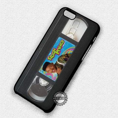 Cassette The Fresh Prince - iPhone 7 6 Plus 5c 5s SE Cases & Covers