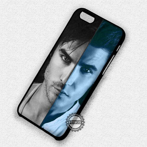 Ian Somerhalder Paul Wesley - iPhone 7 6 Plus 5c 5s SE Cases & Covers