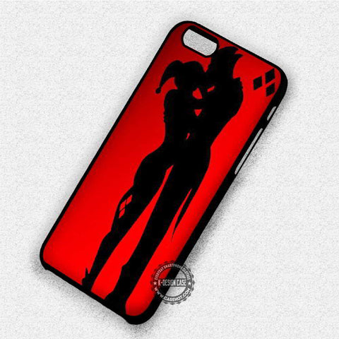 Mad Love Harley and Joker - iPhone 7 6 Plus 5c 5s SE Cases & Covers