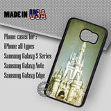 Vintage Castle Cinderella - Samsung Galaxy S7 S6 S5 Note 5 Cases & Covers