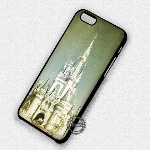 Vintage Castle Cinderella - iPhone 8+ 7 6s SE Cases & Covers