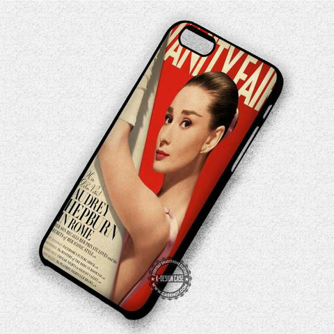 Vintage Magz Audrey Hepburn - iPhone 7 6 Plus 5c 5s SE Cases & Covers