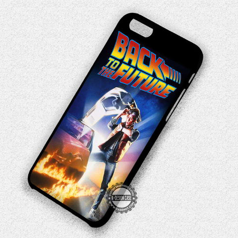 Back to The Future Retro - iPhone 7 6 Plus 5c 5s SE Cases & Covers