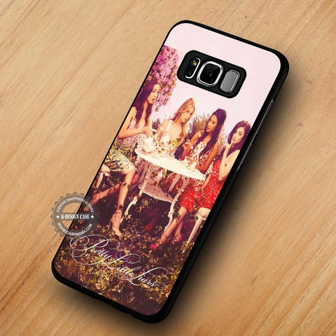 Vintage style Pretty Little Liars - Samsung Galaxy S8 Case