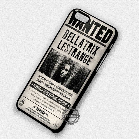 Wanted Harry Potter - iPhone 7 6 Plus 5c 5s SE Cases & Covers