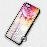 Watercolor Dream Catcher - iPhone 7 6 Plus 5c 5s SE Cases & Covers