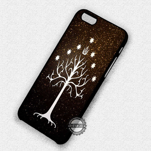 White Tree of Gondor - iPhone 7 6 5 SE Cases & Covers