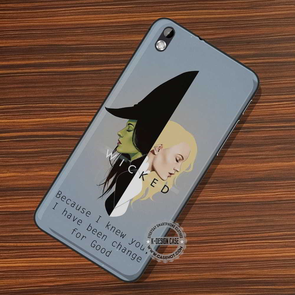 Wicked Quote Musical - LG Nexus Sony HTC Phone Cases and Covers