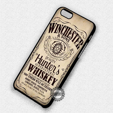 Winchester Whiskey Vintage - iPhone 7 6 Plus 5c 5s SE Cases & Covers