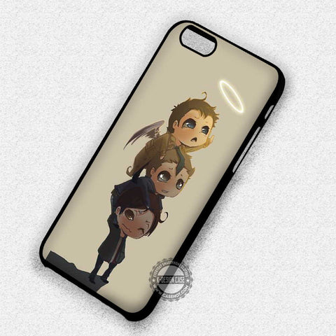 Winchester Boys Drawing - iPhone 7 Plus 6 5S SE 4 Cases & Covers