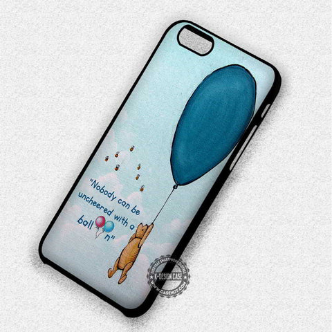 Balloon Quote Piglet - iPhone 7 6 Plus 5c 5s SE Cases & Covers