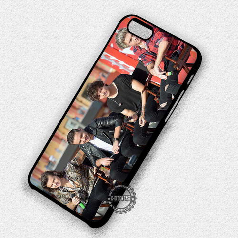 Without Zayn One Direction - iPhone 7 6 Plus 5c 5s SE Cases & Covers