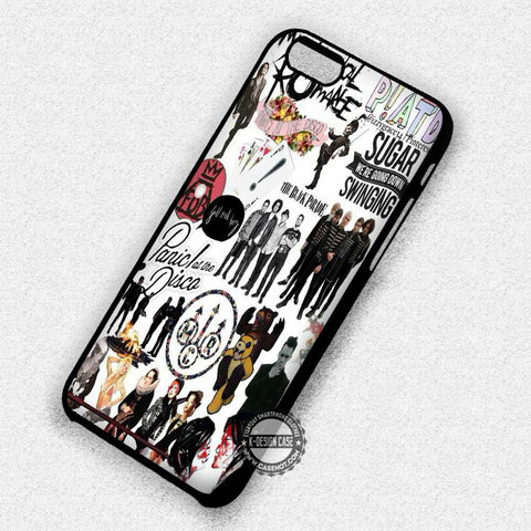Wonderful Bands Art - iPhone 7 6 Plus 5c 5s SE Cases & Covers