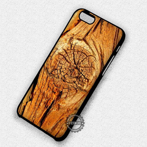Wood Style Realistic Floral Unique - iPhone 7 6s 5c 4s SE Cases & Covers