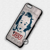 World Needs You - iPhone 7 6 Plus 5c 5s SE Cases & Covers