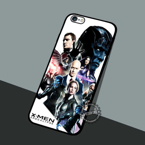 X-Men Movie Character - iPhone 7 6 5 SE Cases & Covers