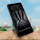 X-Men Wolverine Claws - Samsung Galaxy Note 8 Case