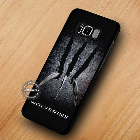 X-Men Wolverine Claws - Samsung Galaxy S8 Case